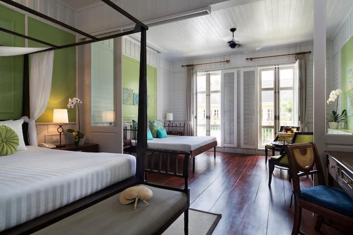 Stylist Colonial Suite in Lamai Beach