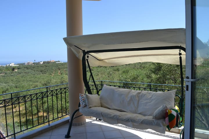 Arismari-Wonderful and quiet house in Chania - Vamvakopoulo - House