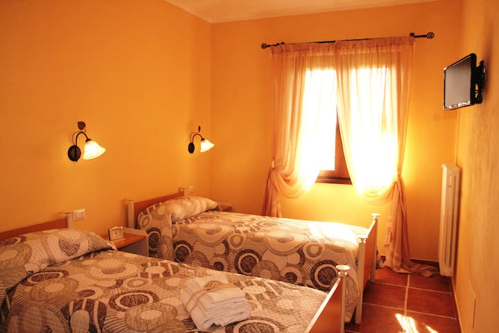 Al Bosco delle Api - Gallicchio - Apartmen
