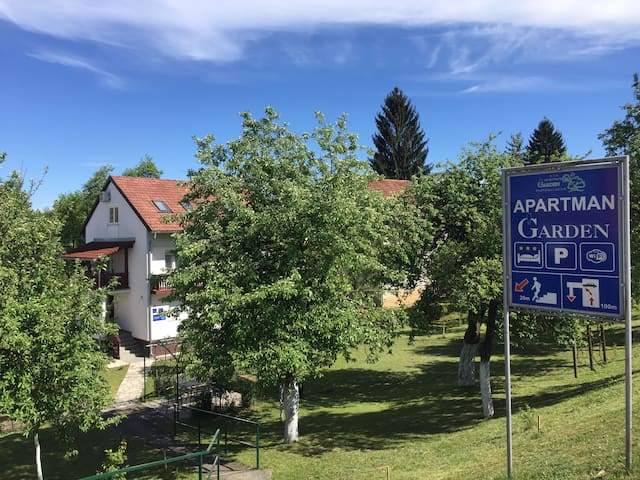Comfy room with skyview near Rastoke & Plitvice
