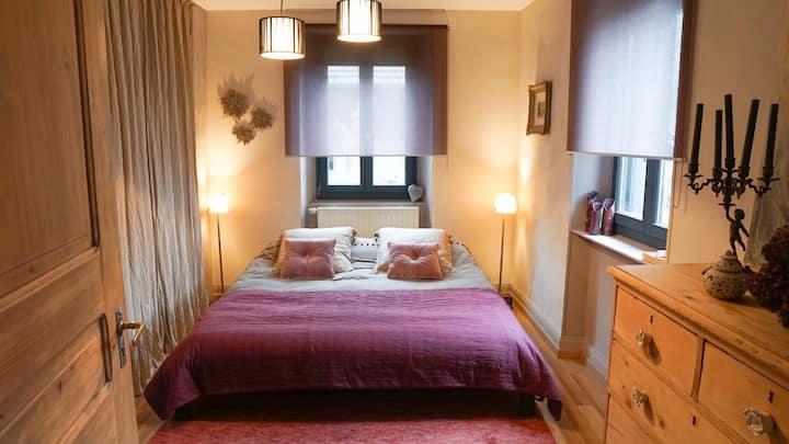 Chambre d'hôtes au cœur de l'Alsace