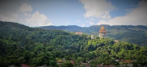 Eco-Friendly Home: Mountain,Kek Lok Si Temple View