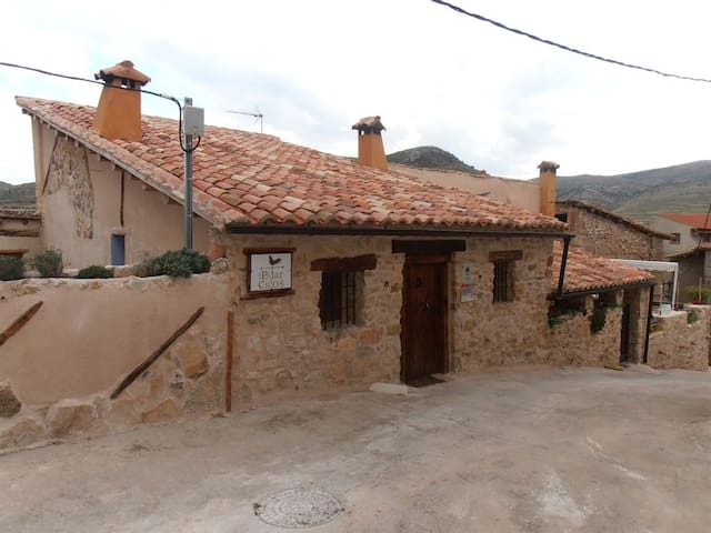Apartment-Cottage-Private Bathroom-Mountain View-Los Pajarcicos