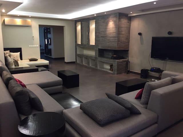 Apartment - Upscale area - Casablanca - Lägenhet