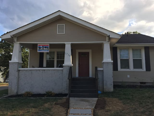 Comfy Smart home; biking to Southside and downtown