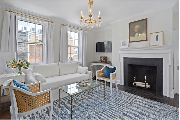 ★Historic Washington Suite-The George of Old Town★