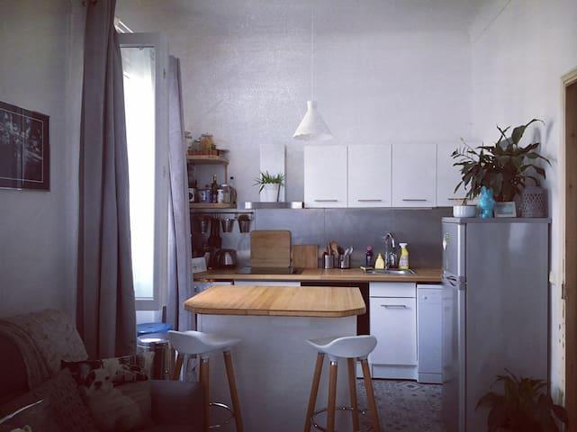 Appartement 2 pièces au cœur du PORT de Nice