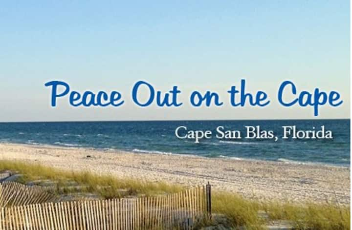 Peace Out on the Cape