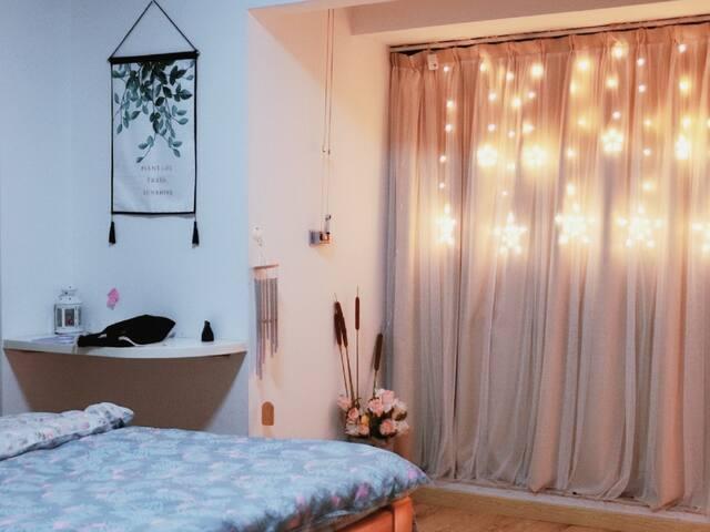 新房特惠!【晨暮小栈】师大新区旁温馨公寓整租--来聊聊有关恋爱的这些小事儿呀ฅ ̳͒•ˑ̫• ̳͒ฅ