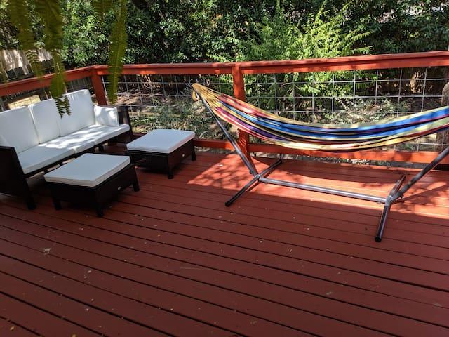 Delightful homey space near Cedar Park Hospital