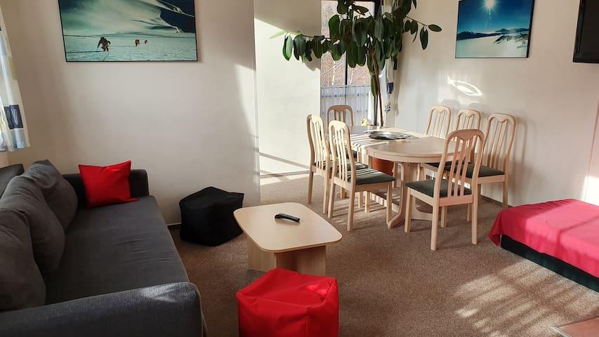 Apartmány Eddy - Apartmán č. 1 (FAMILY)