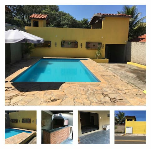 Edicula Santa Rosa - Piracicaba - Haus