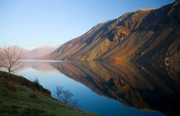 Wastewater- Englands deepest lake