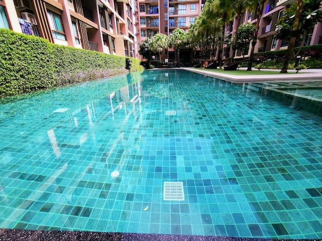 Zcape3 High Floor near Central Foresta Mall Phuket