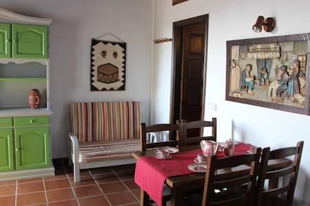 Apartamento rural en La Asomada - La Asomada