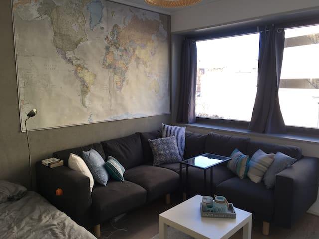 New and spacious studio in upcoming neighbourhood - Utrecht - Departamento