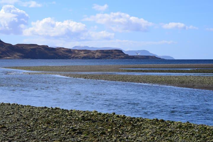 Bothan Dearg, Isle of Skye (Bothy)