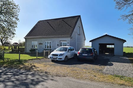 Idyllisk hus på Lolland