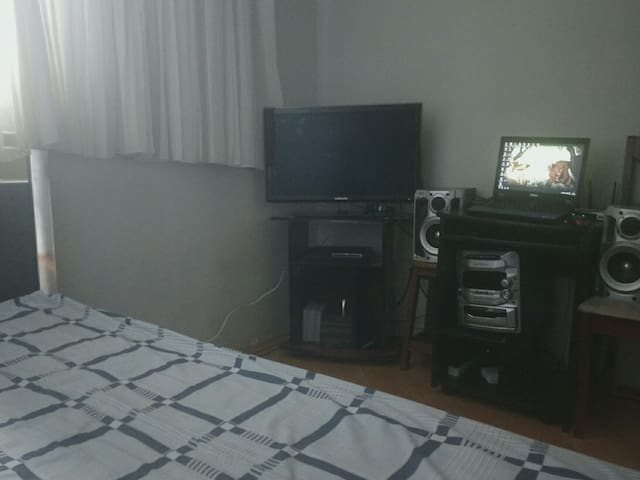 Quarto multimídia legalize - São Paulo - Appartement