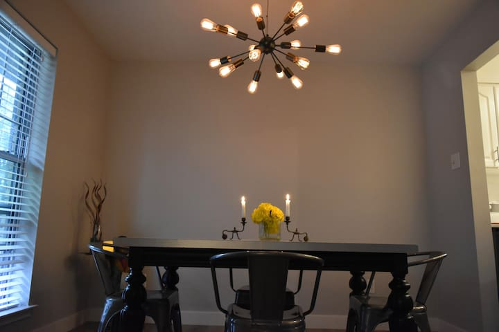 Shared Dining Room or Workspace