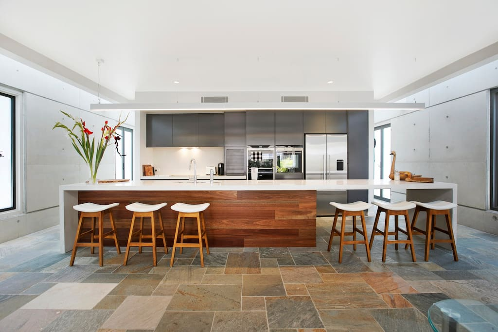 Luxury beach house maisons louer palm beach - Maison architecte queensland tim ditchfield ...