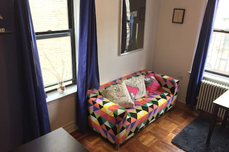1-bedroom with all included - New York
