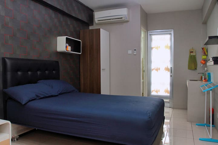 Affordable Studio Room Apartment in Pluit - Penjaringan - Apartemen