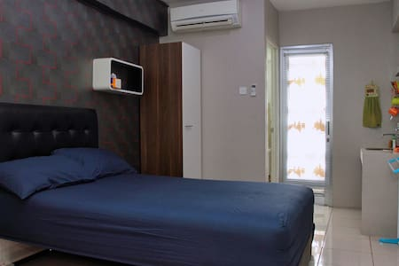 Affordable Studio Room Apartment in Pluit - Penjaringan