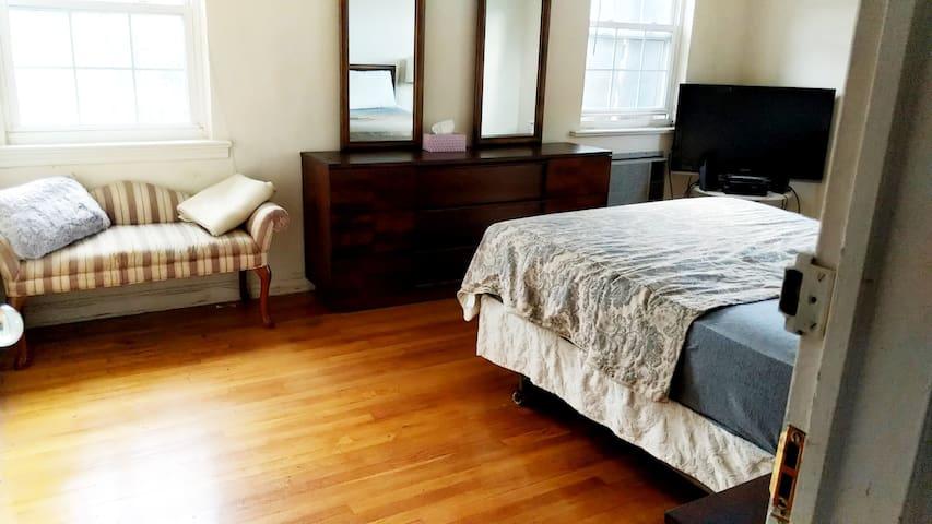 Beautiful Furnished Master Bedroom