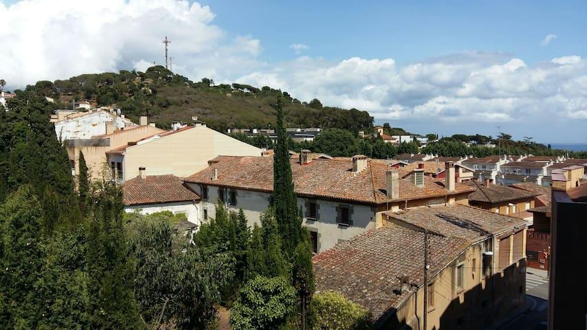 Cosy apartment near Barcelona - Sant Andreu de Llavaneres - Apartamento