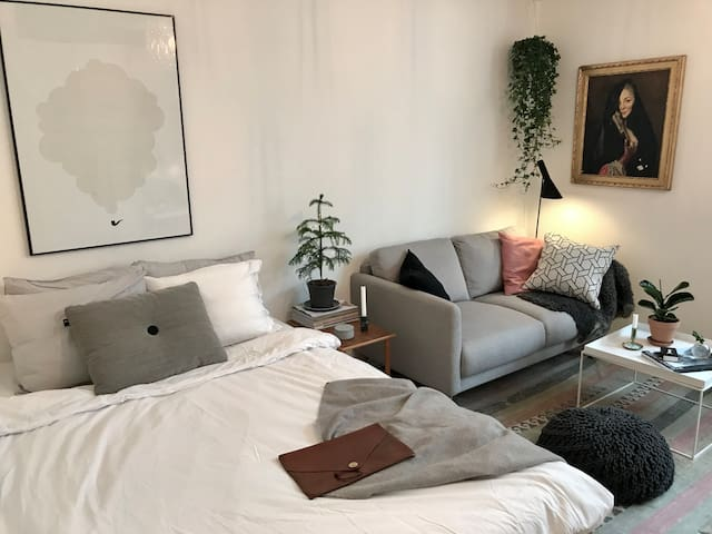 Stylish studio in the city centre