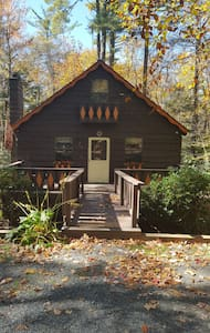 Cabin in the Blue Ridge Mountains (Land Harbor) - Newland
