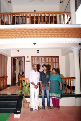 Devikripa home stay  kovalam
