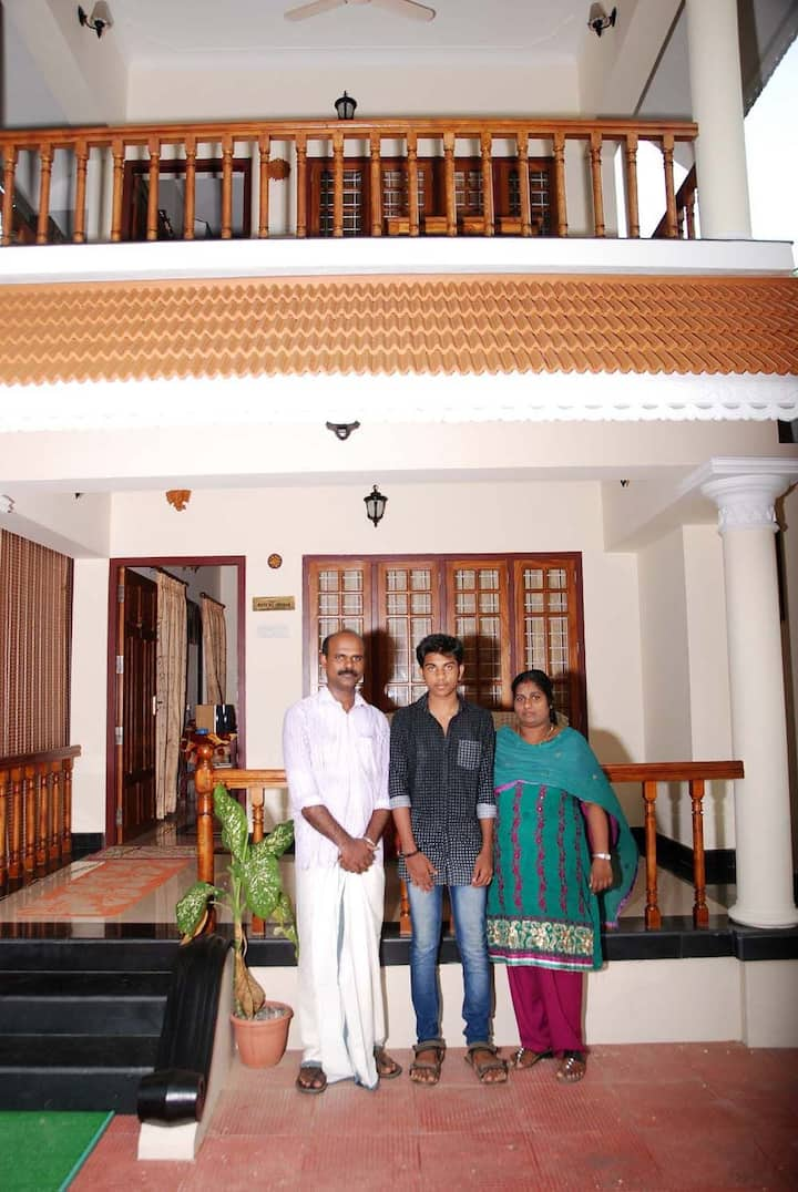 Devikripa home stay  kovalam