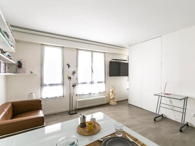 Delightful studio in the heart of Paris 82951