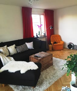 Lovely room, close to the city! - Stockholm - Wohnung