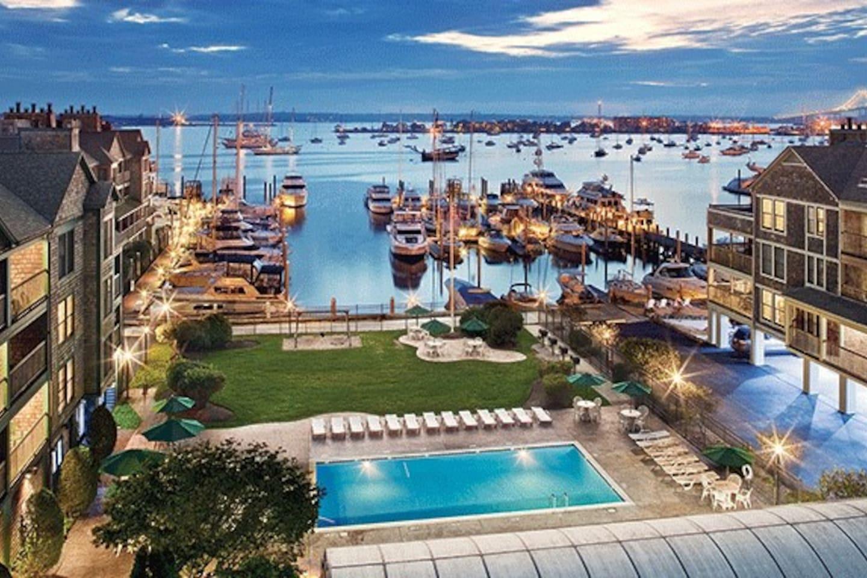 Newport Onshore Resort