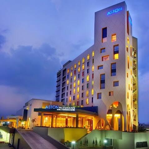 Hotel aston palembang conference centre