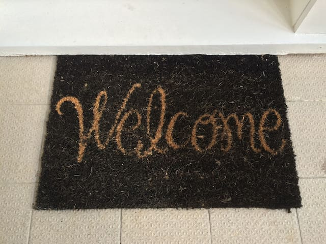 Welcome to our home :)