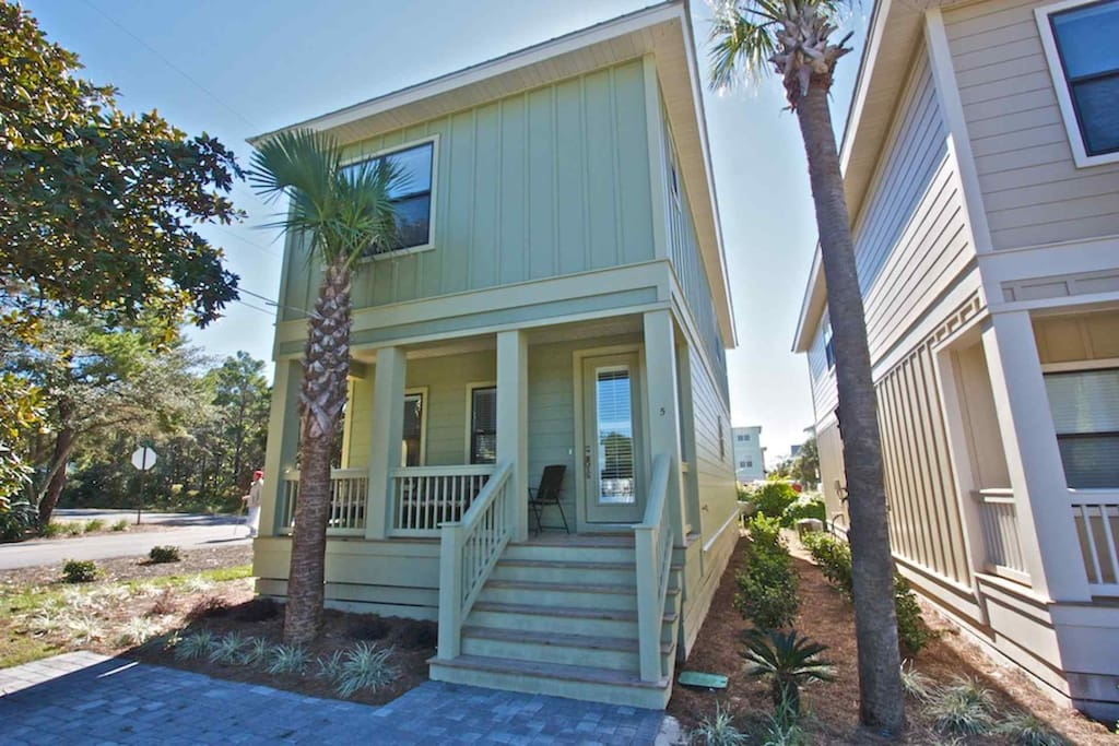 This is Magnolia Place! A beautiful 4 bedroom, 3.5 bath home located in the fantastic Blue Mountain Beach Community!