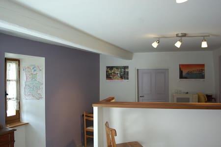 """Gîte """"Chez Rosa""""  Hameau Fourcinet - Val-Maravel"""