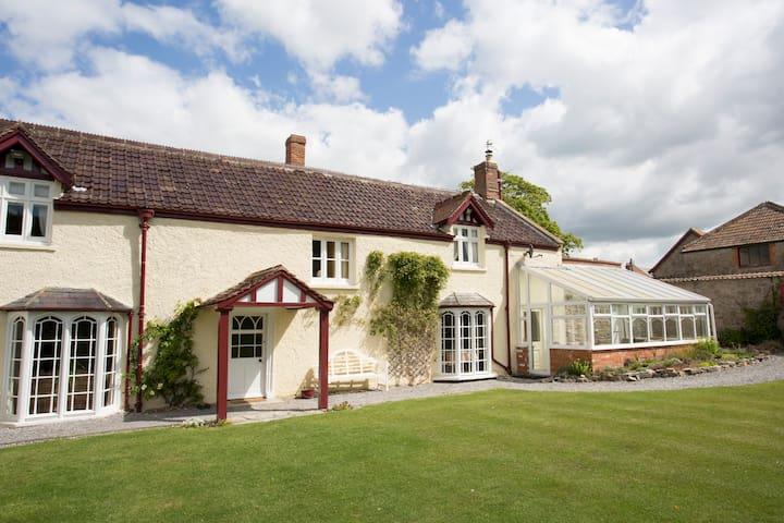 Park House - Cossington Park - Cossington - Huis