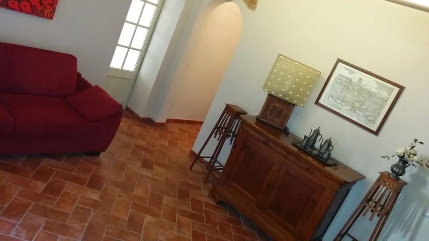 Aria di Montisi Casa Papavero - Montisi - Appartement