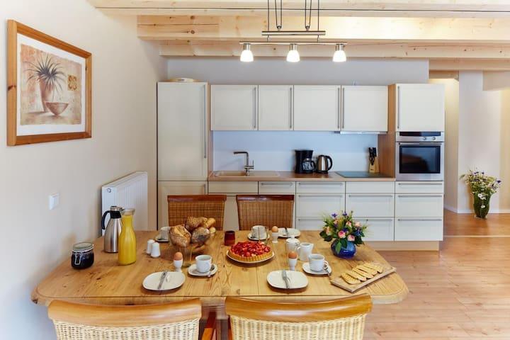 ruhige und neue Ferienwohnungen am Ostseestrand - Waabs - Apartmen