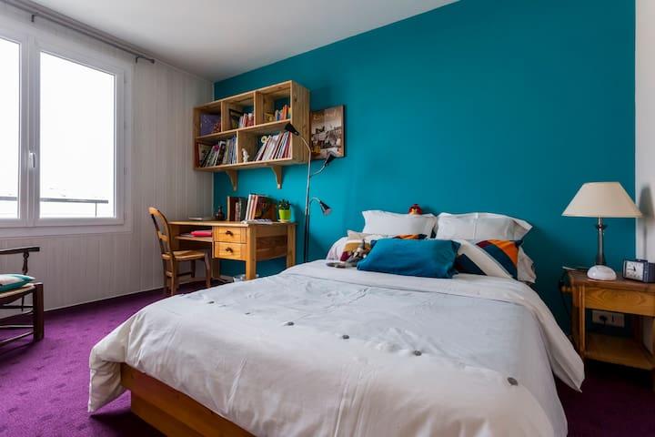 Belle chambre à vivre !