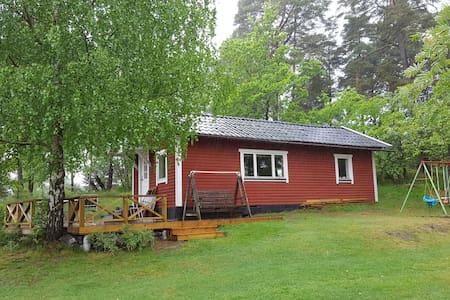 Mysig stuga på Tynningö - Vaxholm