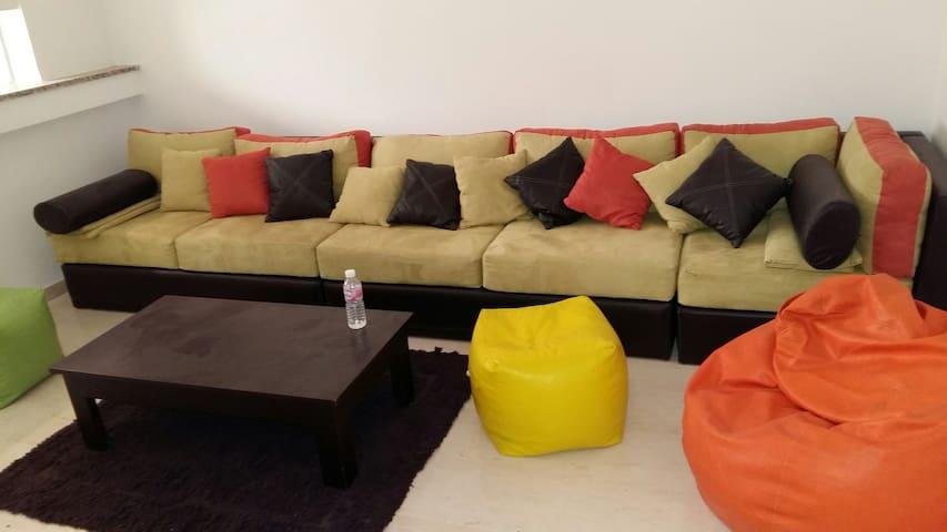 Appartement S+2 à Hammamet, - Mrezga - Leilighet