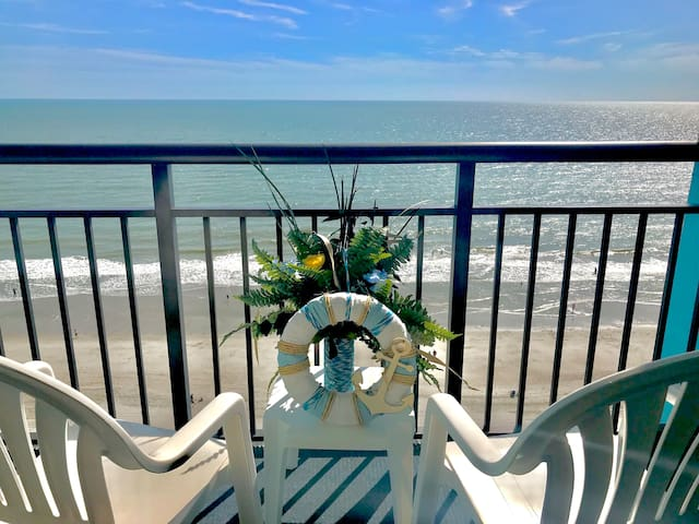 Relax On Private Oceanfront Balcony/LandmarkResort