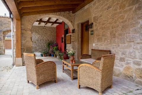 Casa Rural Villazón II 10min d Pamplona/C.Santiago
