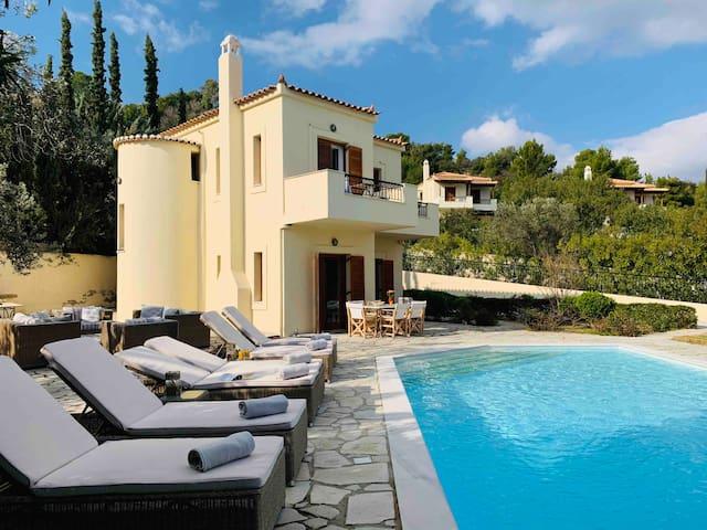 Villa Serendipity Sea View